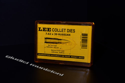LEE COLLET DIES Cal. 7,62 x 39R