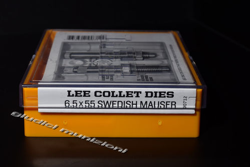 LEE COLLET DIES Cal. 6,5 x 55mm Mauser