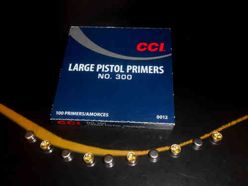 Inneschi CCI 300 Large Pistol Primers