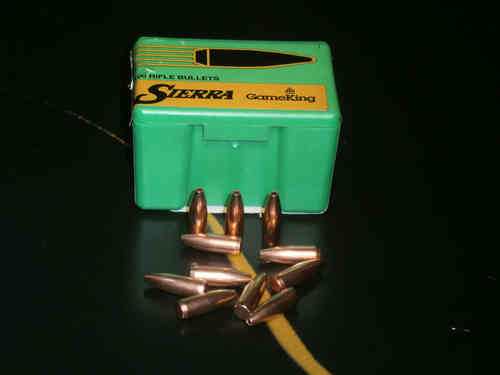SIERRA GameKing 22 Cal .224 55gr. HP/BT