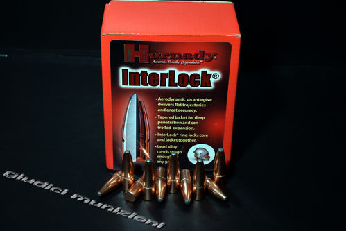 Hornady InterLock Calibro 338 SP-RP