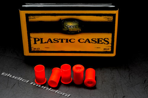 SPEER Plastic Cases