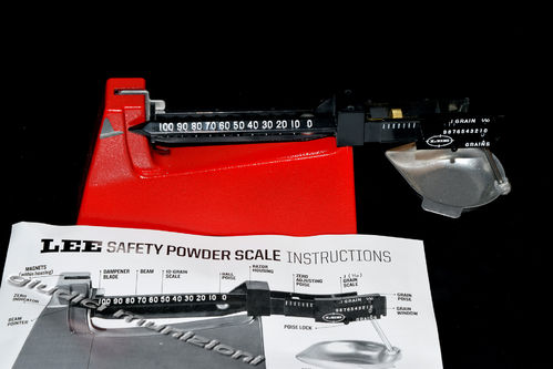Bilancia LEE Safety Powder Scale