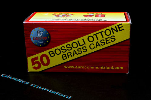 EUROCOMM | Bossolo in ottone Cal. 8 H.44mm